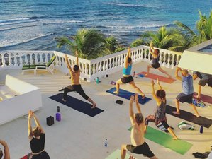 7 Day Vinyasa, Reiki, Rhythmic Sets with Jessie Campo - Sound Therapy & Yoga Holiday in Quintana Roo