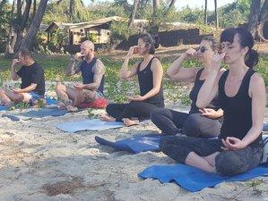 7 Days Rejuvenating Yoga Holiday in Goa, India