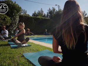 8 Day Relax, Rejuvenate, and Enjoy All-Levels Free Spirit Yoga Holiday in Cascais