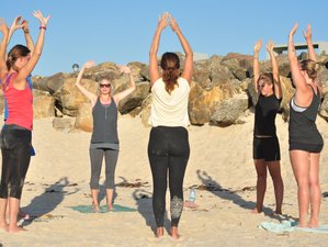 8 Days Kitesurfing and Yoga Retreat in Spain