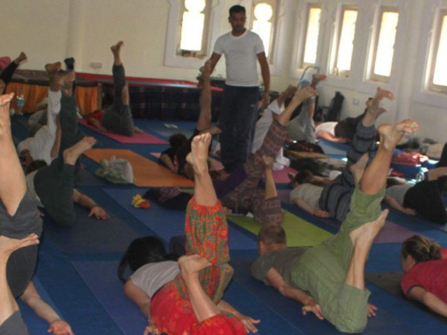 27 Days Beginner and Intermediate 200-Hour Yoga Teacher Training in Rishikesh, India