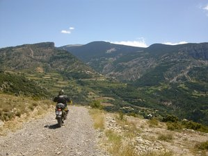 2 Days Enduro Motorcycle Tour in Province of Barcelona, Spain