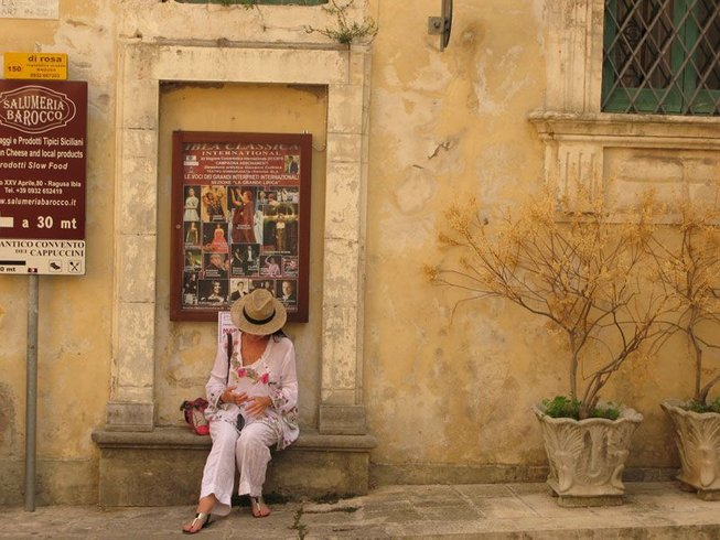 11-Daagse Donna, Diva, Dea, Meditatie en Yoga Retreat op Sicilië, Italië