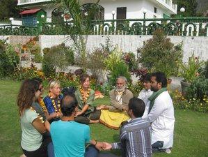 43 días profesorado de yoga Hatha, 300 horas en Rishikesh, India