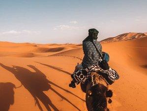 4 días de safari por el desierto del Sahara, Marruecos