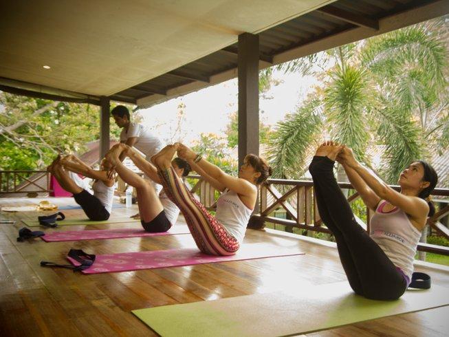 22 Days 200-Hour YTT in Chiang Rai, Thailand