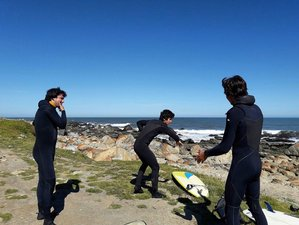 3 Days Guided Yoga Vacation and Surf Camp Pichilemu, Chile