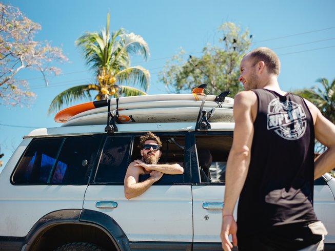 8 Dagen Yoga en Surfen in Noord-Nicaragua