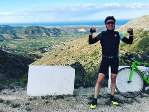 8 Days Challenging Cycling Holiday in Spain