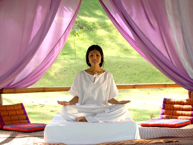 4 Tage Vigor Reinigungsprogramm und Yoga Retreat auf Phuket, Thailand