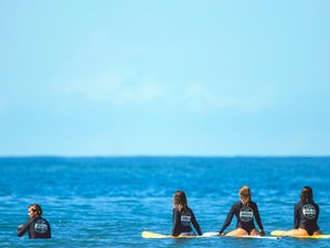 4 Day Surf Camp in Selina Secret Garden Lisbon