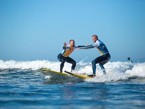 8 Day Surf Camp in Tenerife, Canary Islands