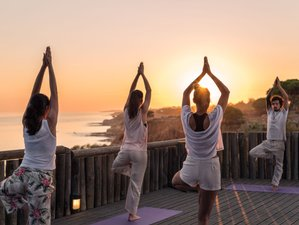 8 Days Luxury Yoga Retreat and Harmonization of the Chakras on a Beautiful Clifftop Setting