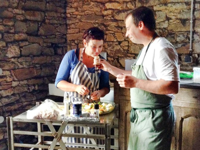 2 Days Cooking Holiday with Sinead in Normandy, France