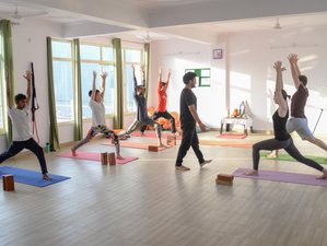 100 Hour Traditional Hatha, Ashtanga, and Vinyasa Yoga Teacher Training in Rishikesh, India