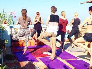8 Tage Kulturelle Erfahrung im Yoga Urlaub in Tamraght, Marokko