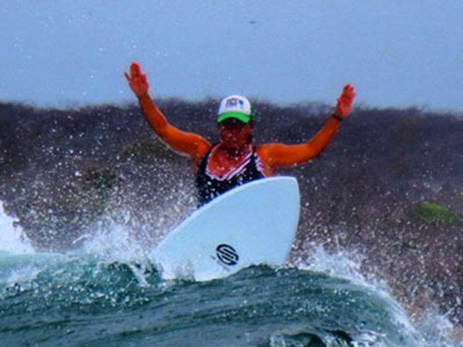 8 Days Astonishing Surf Camp Mexico