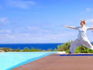 7 Day Yoga, Meditation, and Dance Retreat on Li Junchi Beach Badesi, Sardinia