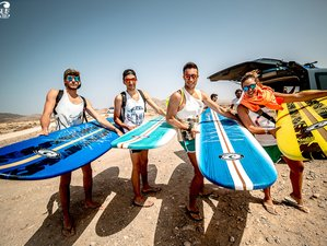 8 Days Surfintrip Basic Surf Camp in Fuerteventura, Spain