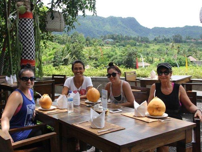 4-Daagse Gelukzalige Sidemen Yoga Retraite in Bali, Indonesië