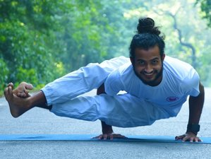 14 Day 100-Hour Yoga Teacher Training Course in Rishikesh, Uttarakhand