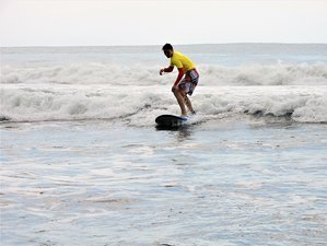 8 Days Beginner Surf Camp Sumatra, Indonesia