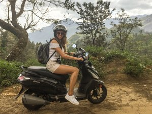 4 Days Guided Motorcycle Tour in Sri Lanka with Whitewater Rafting and Tea Plantation Tour