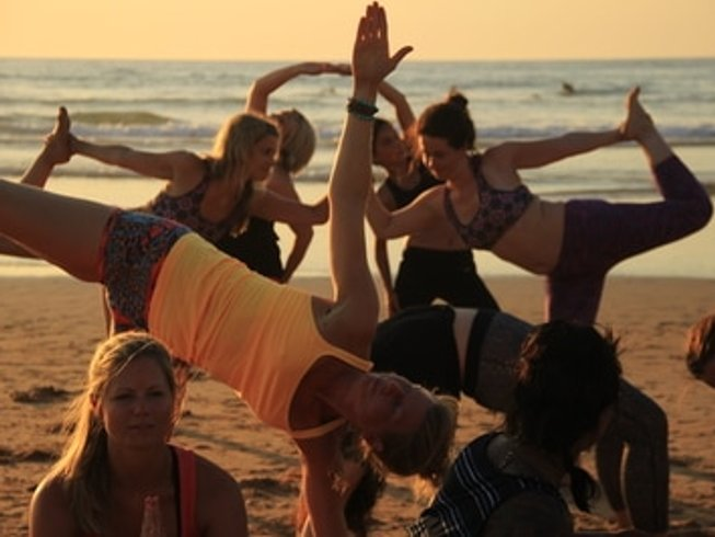 28 Days 200-Hour Yoga Teacher Training in Aljezur, Portugal