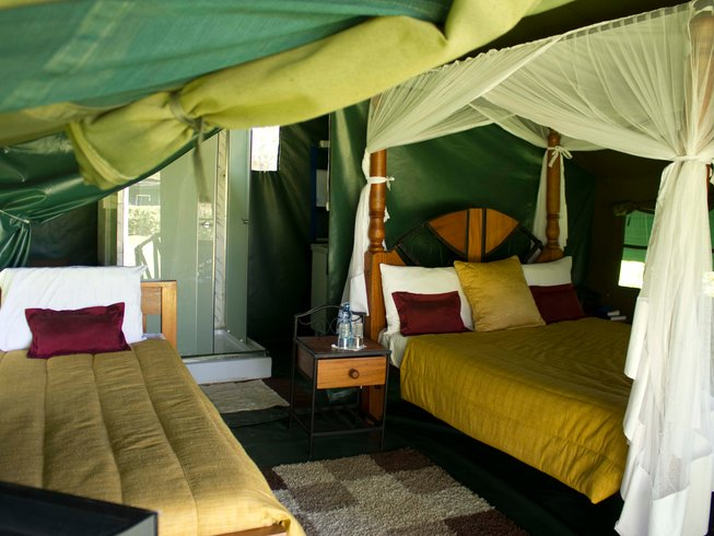 7 Days Balloon Safari in Kenya