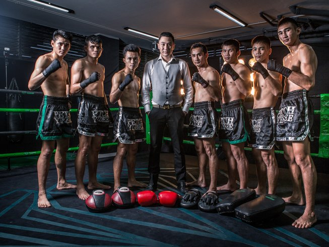 3 Days Muay Thai Beginners' Training in Bangkok, Thailand