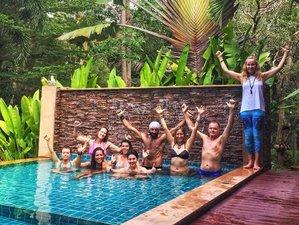 7 Days Silent Detox, Meditation, and Yoga Retreat in Koh Phangan, Thailand