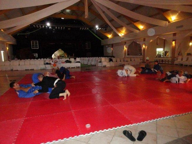 10 Days Brazilian Jiu Jitsu Training in Florida