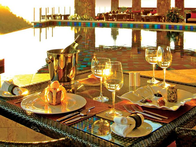 8 Days Culinary Festivals at Jade Mountain, St Lucia