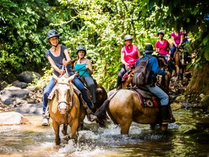 Horse Riding and Yoga Retreat in La Fortuna, Costa Rica