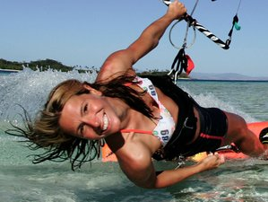 7 Day Kitesurf Camp for All Levels in Lanzarote, Canary Islands