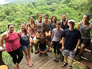7 jours en stage de yoga Reboot and Recharge au Costa Rica
