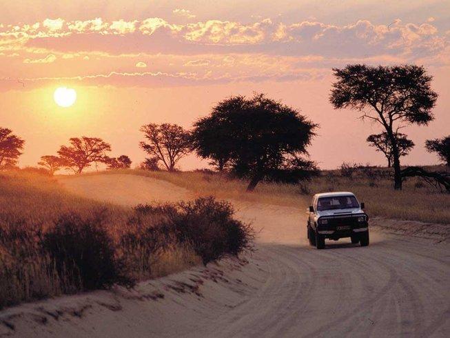 5 Days Chobe National Park Safari in Botswana