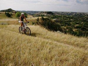 5 Days Adventurous Mountain Bike Tour in North Dakota, USA