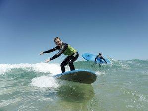 8 Days Memorable Surf Camp in Santa Cruz, Portugal