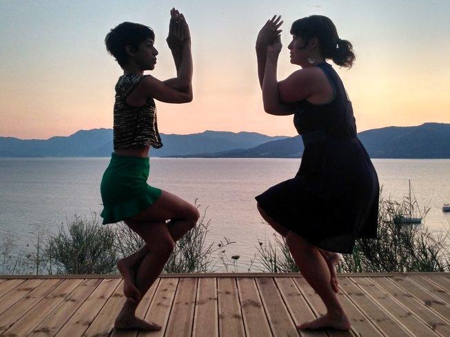 8 Tage Kriya Yoga Meditation und Hatha Yoga Urlaub in Griechenland