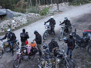 11 Day Journey of Mythological Tale in Mahabharata and Guided Motorcycle Tour in India