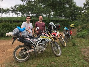 7 Days Stunning Motorbike Tour in North Vietnam