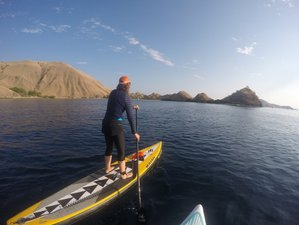 8 Days Spectacular SUP Camp in Labuan Bajo, Indonesia