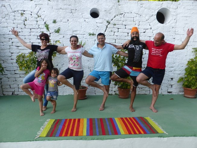 8 Days Holiday Yoga Retreat in Italy