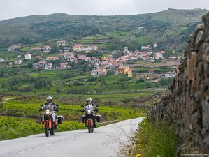 3 Day Porto and Douro Valley Self-Guided Motorcycle Experience in Portugal