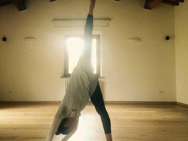 5-Daagse Dans Meditatie en Energieke Yoga Retreat in Toscane, Italië