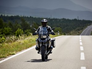 6 Day Self-Guided Drama - Kavala - Xanthi Motorcycle Tour in Greece