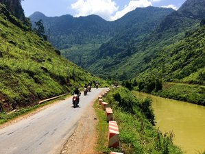 4 Day Breathtaking Guided Motorcycle Tour through Northern Vietnam via Mai Chau and Thac Ba Lake