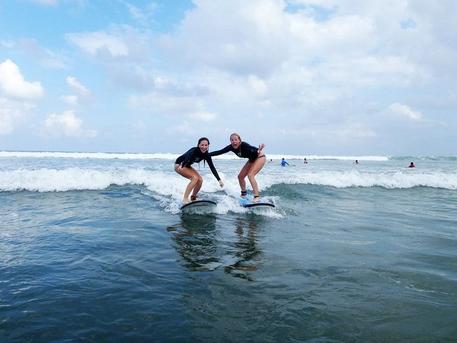 7 Days Bali Yoga and Surf Retreat