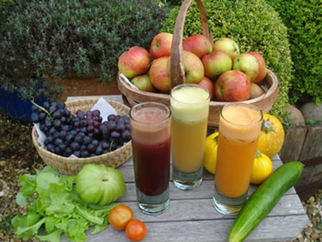 5 Days Super Juice Detox Retreat in UK